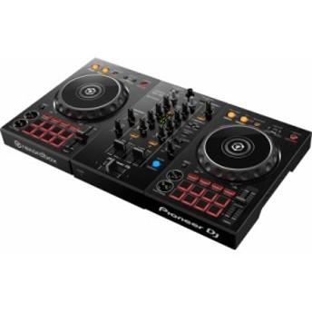 Pioneer DJ DDJ-400 [rekordbox DJライセンスキー付き] 【数量限定!Rittor Music rekordboxパーフェクト・ガイド&ヘッドフォンプレゼン
