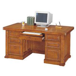 Boden-小葉樟木6尺電腦辦公桌