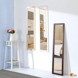 BuyJM 實木造型壁鏡/立鏡-三色可選-高125公分