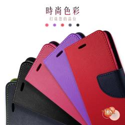 for   HTC U11 EYEs ( 6 吋 )新時尚 - 側翻皮套