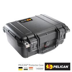 美國 PELICAN 1400NF 氣密箱-空箱(黑)