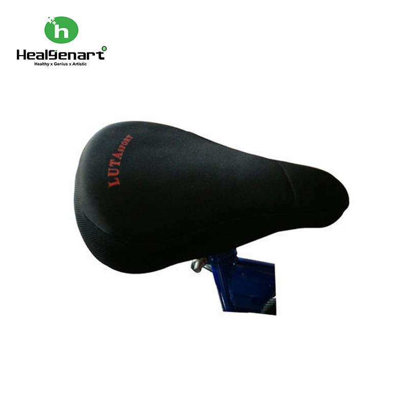 【Healgenart】柔軟舒適坐墊套 自行車坐墊 矽膠座墊套