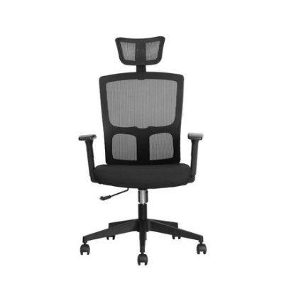 【BNS居家生活館】台灣製BACKBONE-DEER-網布辦公椅/辦公椅/椅子