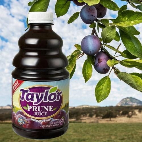 Taylor天然加州黑棗汁(946毫升) 日華好物 (選擇超商取貨請勿超過3瓶以上)