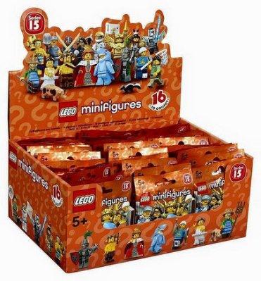 豪宅玩具》積木  LEGO 樂高 71011 15代人偶  商品有開袋確認內容  鯊魚人 鷹人摔角冠軍 單售