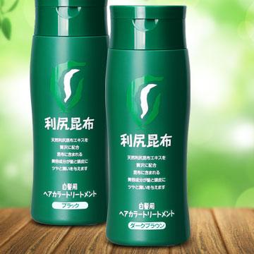 -染髮X護髮一次完成-無添加礦物油、防腐劑、不含矽靈、無香料 -不含PPD、不含阿摩尼亞 -不刺激不過敏、無刺鼻味 -具保濕成分,包括天然的利尻海帶提取物,及28種混合植物性成分。 -日本原裝產品圖顏