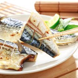 【王家】挪威薄鹽鯖魚片(180g /片)*15片