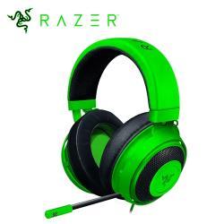 【Razer雷蛇】Kraken北海巨妖耳機(新版)綠色