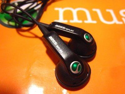 <旦通科技>MW600 藍芽用 原廠全新 HPM-64 BASS音質 黑色3.5M耳機/取代 HPM-78/$100