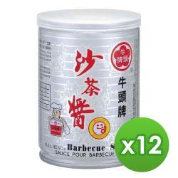 牛頭牌沙茶醬 (250g) *12罐