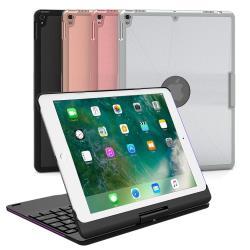 iPad Air3/Pro10.5吋 360度旋轉型鋁合金藍牙鍵盤/筆電盒