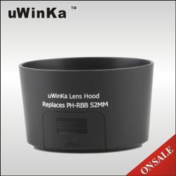 uWinka副廠Pentax遮光罩UPH-RBA 52mm
