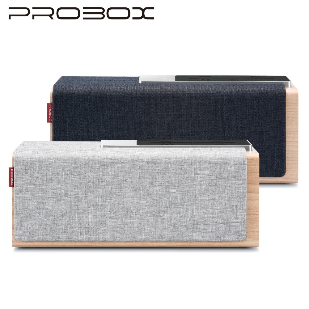 PROBOX Teana Sound 木質無線藍牙喇叭   15W
