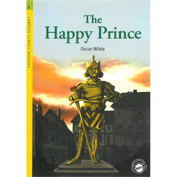 CCR1:The Happy Prince (with MP3)