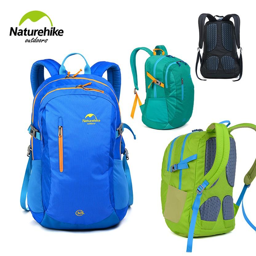 NH 輕量耐磨大容量登山包 30L 機能後背包