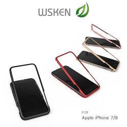【WSKEN】Apple iPhone 7/8 磁吸金屬殼