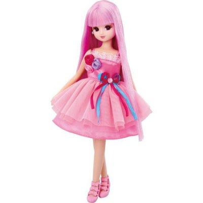 【3C小苑】LA88529 麗嬰 正版 TOMY 多美 LICCA 魔法變髮 莉卡娃娃 扮家家酒 聖誕 生日 禮物