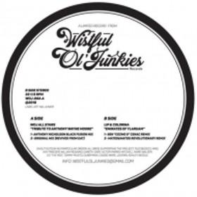 Wistful Ol Junkies All Stars / Lip And Colorina/Tribute To Anthony Wayne Moore / Emirates Ylaruam