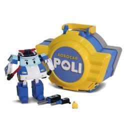 【 POLI 波力 】LED 變形波力手提基地