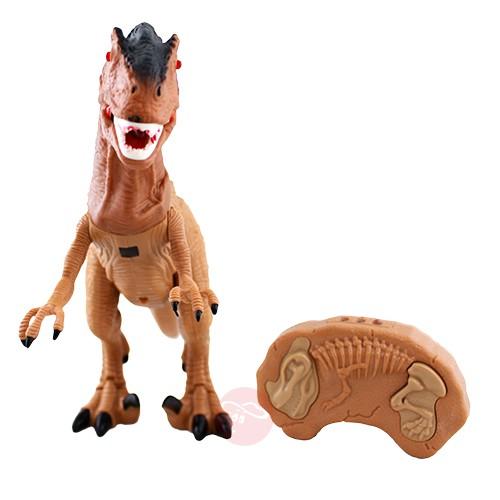 【瑪琍歐玩具】紅外線遙控巨獸龍(土黃) 恐龍兒童玩具/ RS6132