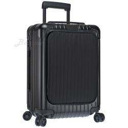 Rimowa Essential Sleeve Cabin 21吋登機箱 霧黑色