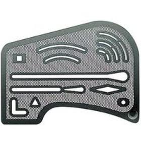 シンワ測定 字消板 ステンメッシュ 70961(直送品)