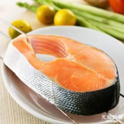【天和鮮物】智利鮭魚輪切片(200g/包)