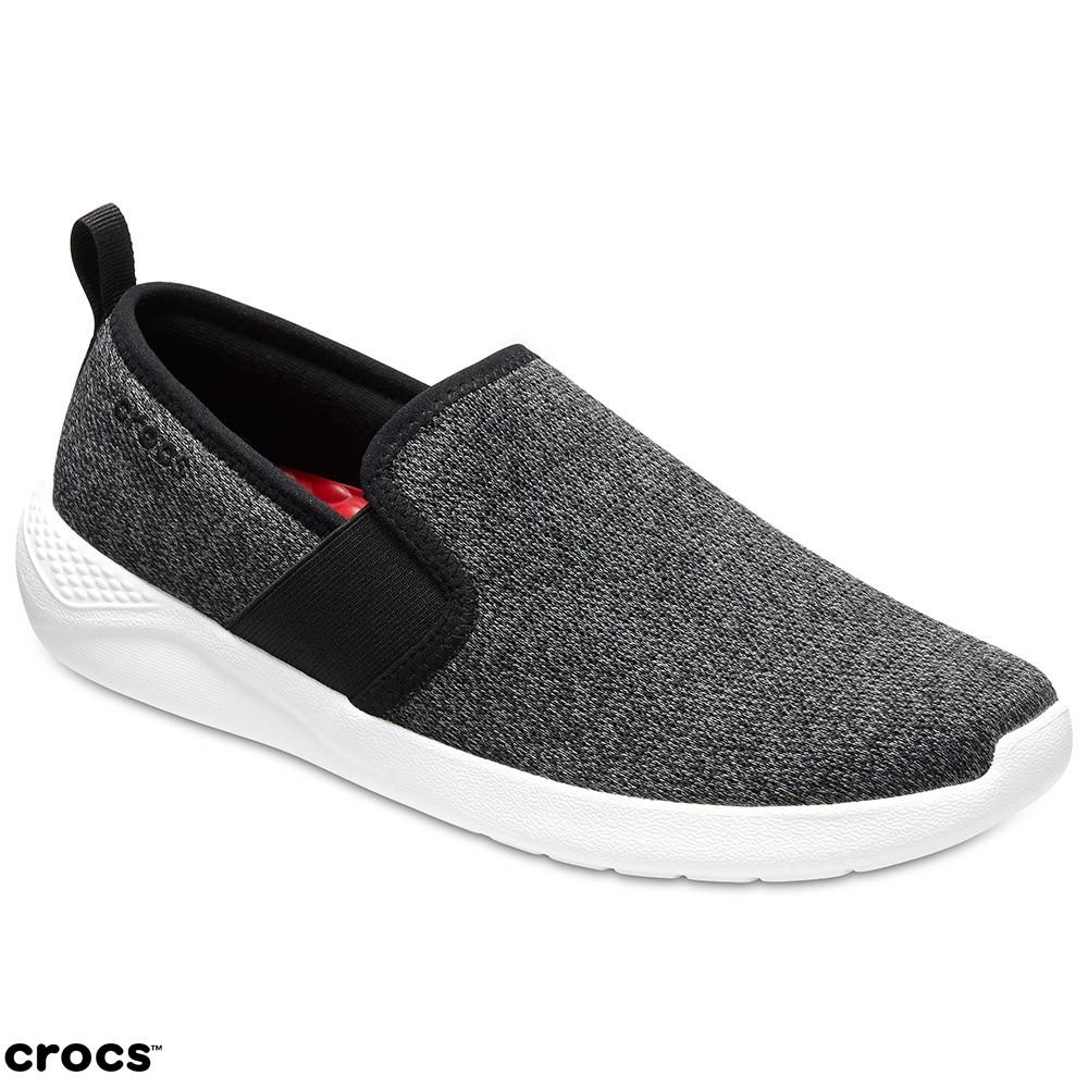 Crocs卡駱馳(男鞋)LiteRide男士便鞋-205170-066