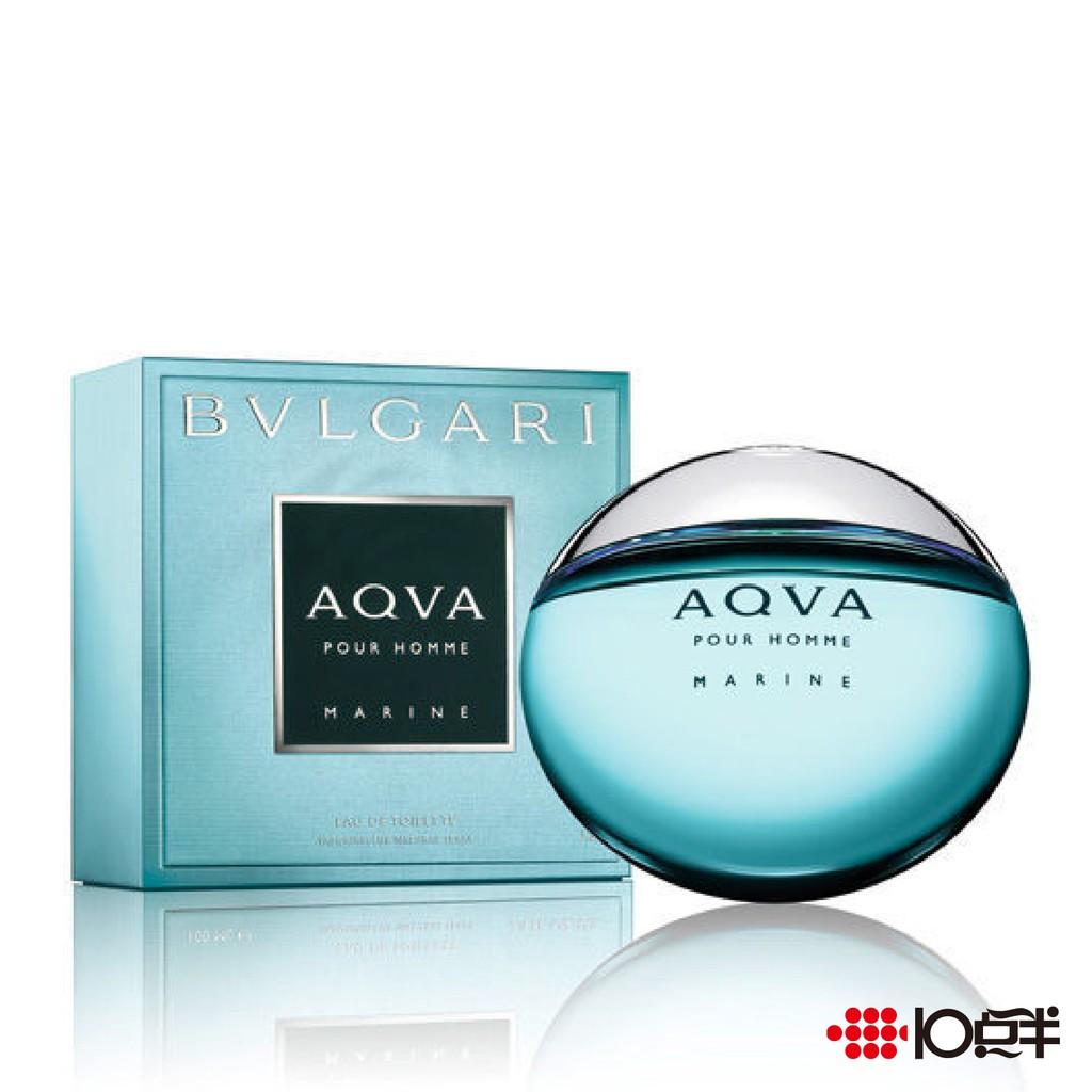 Bvlgari AQVA Marine 寶格麗 活力海洋能量 男性淡香水 100ml[ 10點半香水美妝 ]