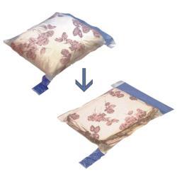 易麗特 真空衣物壓縮收納袋 M×1+L×1