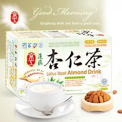 京工 蓮藕杏仁茶30入(3盒)