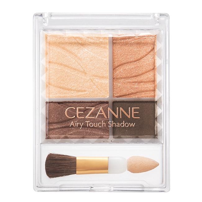 CEZANNE 3D裸妝眼彩盒 246-01