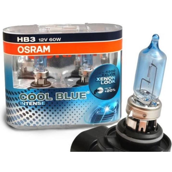 OSRAM 冰藍光 4200k HB3 9005CBI 增亮20%【麗車坊11223】