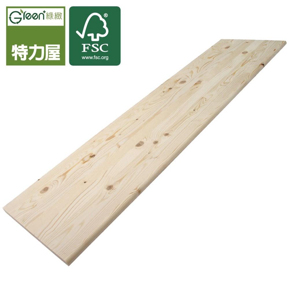 特力屋 綠致 松木層板 120x30cm