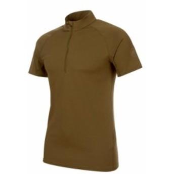 マムート(MAMMUT) Performance Dry ジップ Tシャツ Men メンズ 1017-00440-4072