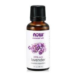 【NOW】Lavender Oil 天然薰衣草精油 (30ml)