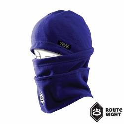 Route8 POLAR HAT 兒童多功能刷毛保暖帽 (紫色)