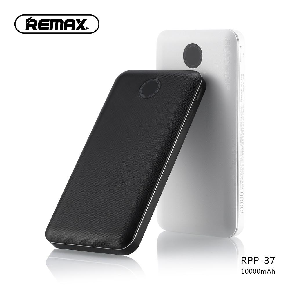 REMAX 能量之眼 10000mAh 移動電源 行動充電 行充 RPP-37 【正版台灣公司貨】