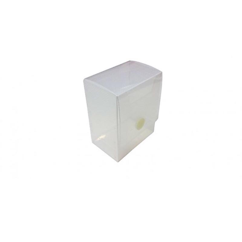 塑質卡盒 Card Box-M-Clear (中 )透明 高雄龐奇桌遊