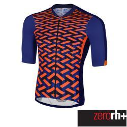 ZeroRH+ 義大利 Vertigo 男仕專業自行車衣(橘色) ECU0502_350