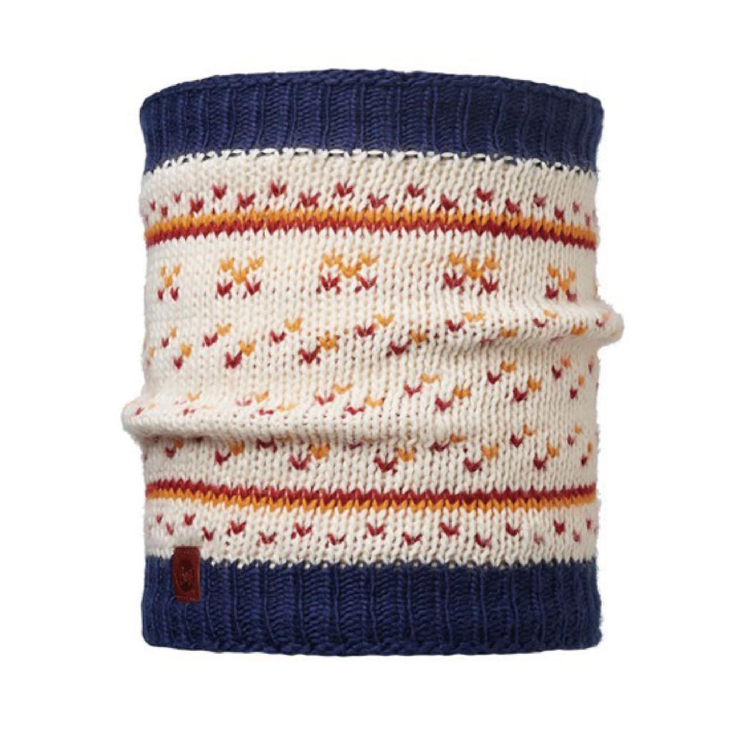 Buff|針織Polar保暖領巾 流利白 Ethel