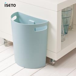 日本ISETO 日製Meluna壁掛式置物筒垃圾桶