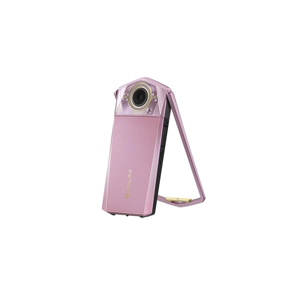 Casio 卡西歐 TR80 自拍神器 顏色:粉 詳細規格請參見圖片 型號:TR80 保固:18個月 貨源:公司貨 配件: 主機,說明書,原廠包裝配件 加送原廠皮套 NCC認證碼: CCAM16LP1