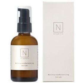 N organic(エヌオーガニック) モイスチュア&バランシング セラム(美容液+乳液) 60mL
