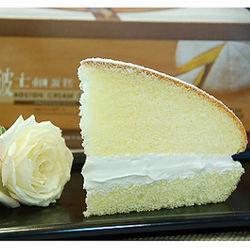 台灣鑫鮮 手工烘焙-原味鮮奶波士頓蛋糕3盒