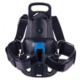AQUATEC後氣囊式潛水雙氣瓶背架組 TP-301