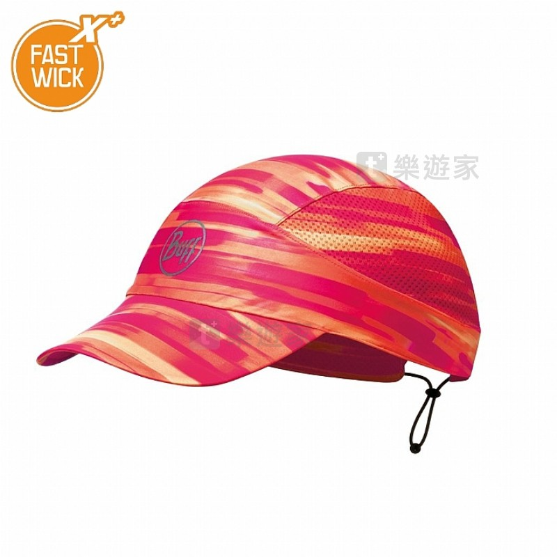 BUFF 粉紅搖曳 FASTWICK極速排汗遮陽帽[BF113704-538-10-00]