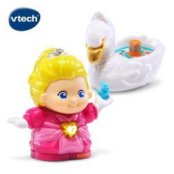 【Vtech】夢幻城堡系列-公主與天鵝