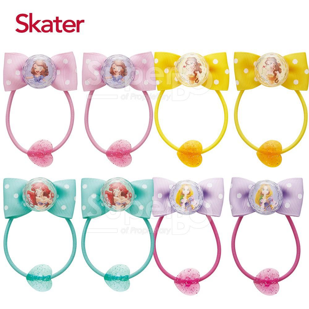 Skater-迪士尼公主系列蝴蝶結髮圈【米菲寶貝】