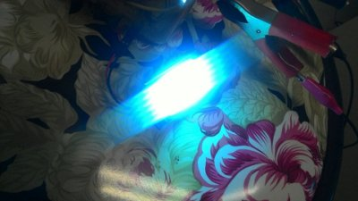 冰藍光 COB 板燈 (尺寸約1.8*2.8CM) 閱讀燈 後車廂燈 照明 平板燈 LED面發光 室內燈